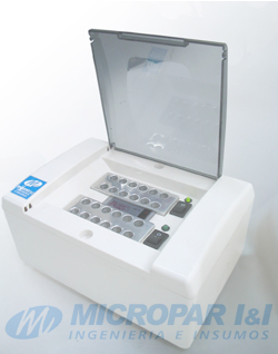 New Product: Incuabdor block dry biological DUAL controls